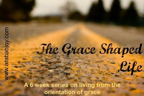 Every Grace for every good deed {Grace Shaped #5}