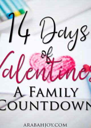 14 Valentine's Day activities that focus on God's love