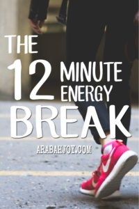 This 7 day plan will help you regain your energy~ no pills, drinks, or supplements required!
