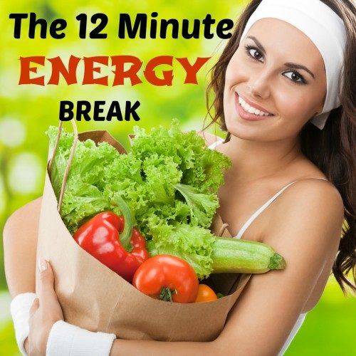 The 12 minute energy break