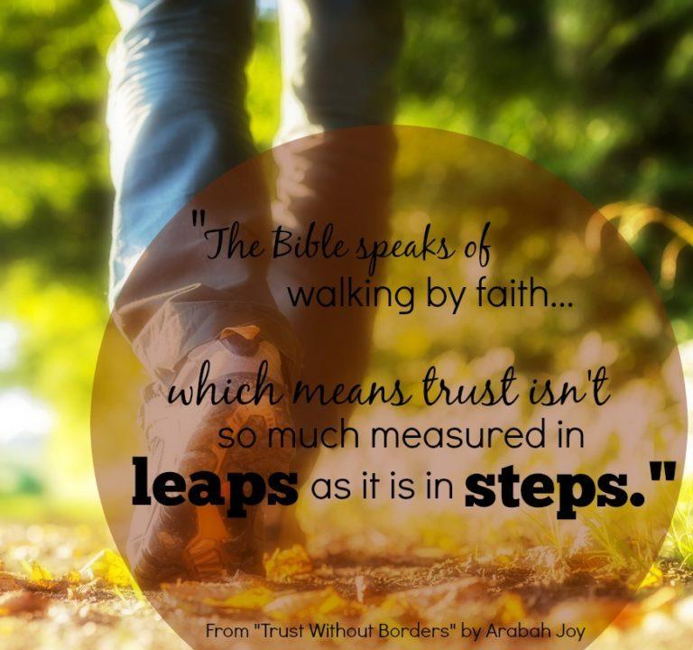 "When  following God isn't a ""big adventure"""