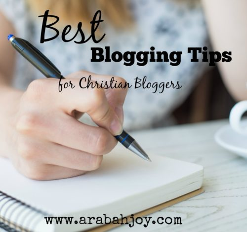 best blogging tips for Christian bloggers. Includes FB group to join!