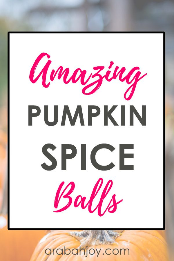 Enjoy these pumpkin spice recipes this fall! These are super simple and great to whip up for your family and friends!
