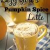 Lazy Girl's Pumpkin Spice Latte | Arabah Joy Blog