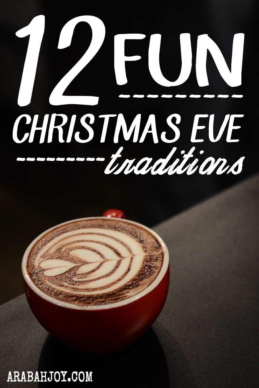 12 Fun Family Christmas Traditions