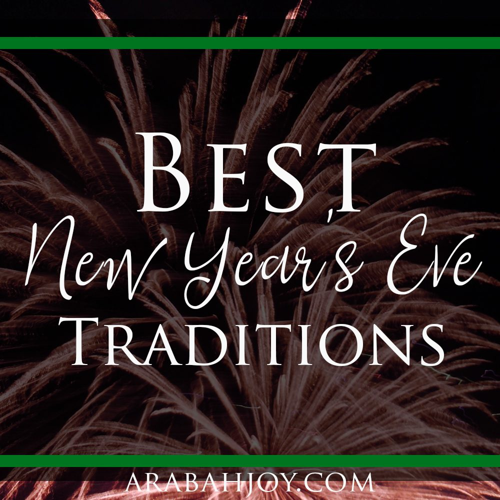 New Year's Traditions for the Family