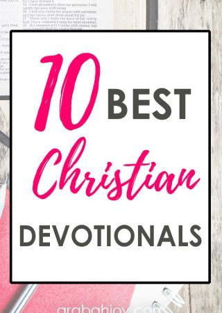 If you're looking for a new Bible study, try these 10 best Christian devotionals. They include 365 day devotionals and targeted devotionals as well.