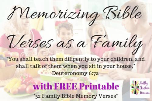 Memorizes-bible
