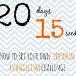 The Personal Evangelism Challenge