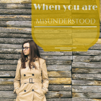 Have you ever been misunderstood? It can be painful and frustrating! Before you try to start explaining yourself, remember these 3 scriptures.