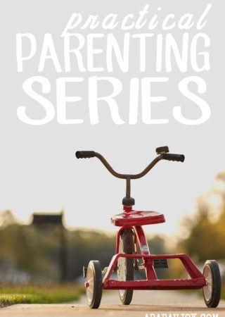Here's where everyday moms share their best parenting tips, secrets, and advice! For practical parenting advice, come on over!