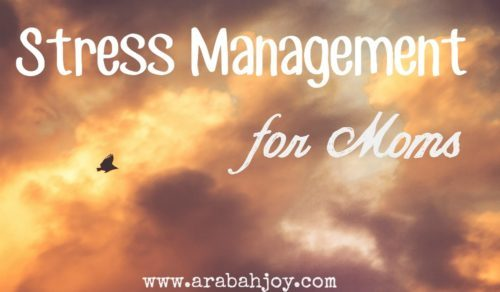 Here's what the Navy Seals taught me about Stress Managment for Moms