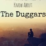 On the Duggars and Getting Your Heart Back
