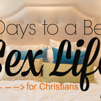 For the Christian Marriage Bed {7 Tips for a Better Sex Life}