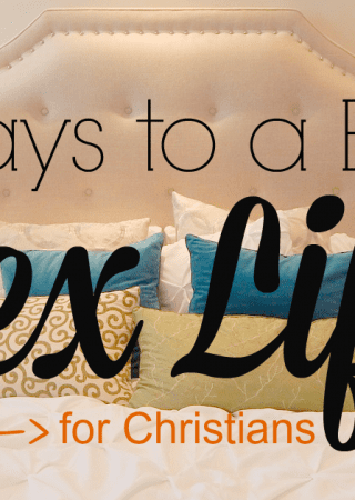7 Days to a Better Sex Life- This is the low down for Christian women