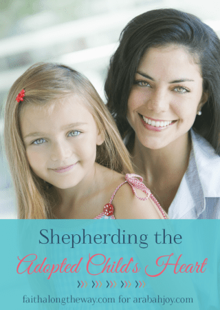 Adoption is a beautiful gift. If you are an adoptive parent, here are 5 tips for shepherding your adopted child's heart.