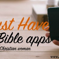 Fill those little pockets of time diving into God's word with these 12 fabulous Bible apps!