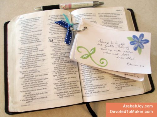 4 simple steps for topical Bible study