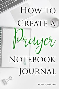 Are you looking for a way to track prayer requests? Follow this method to set up a simple prayer journal. This will help you track prayer requests and answers to prayer.