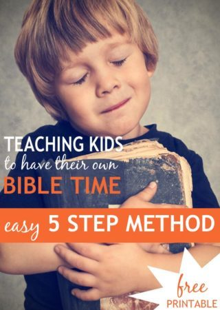 Teaching-kids-to-have-own-bible-time