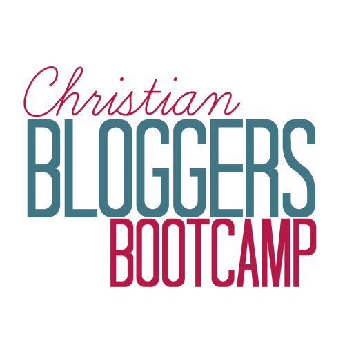 Christian Bloggers Bootcamp