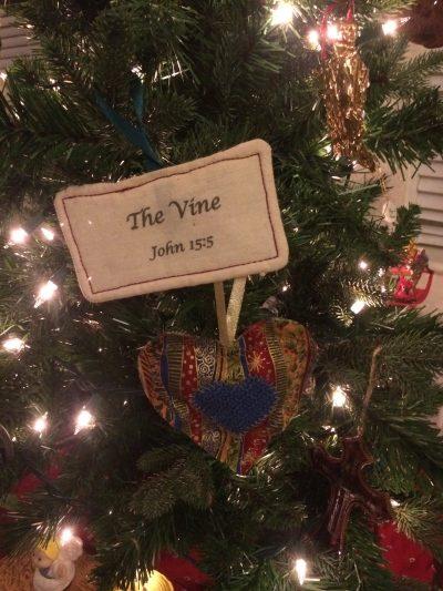 names of Jesus ornament
