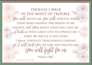 FREE Prayer Cards for Your War Room Wall
