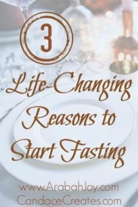 3 Life-Changing Reasons to Start Fasting