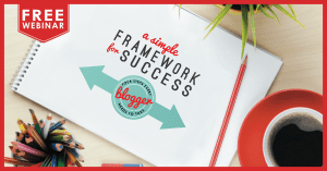 Don't miss this FREE blog training by Ruth Soukup, founder of Elite Blog Academy!