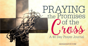 Praying the Promises of the Cross A 40 Day Prayer Challenge