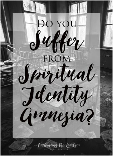 Understanding your true identity in Christ