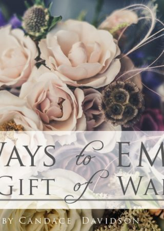 Are you struggling with waiting? Here are 4 ways to embrace this period in your life {with linkup}