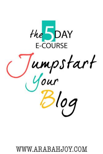 Are you a Christian blogger looking to grow your blog and steward the message God has given you? Sign up for this FREE mini course designed just for Christian bloggers!