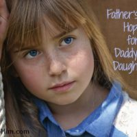 Hope for the Daddy-less Daughter {with linkup}