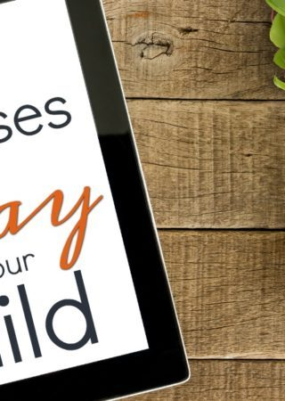 Want to pray BIG prayers for your child but don't know where to start? Join us for this 40-Day prayer challenge and pray one scripture promise a day over your child!