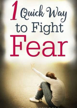 Use this biblical reminder as one quick way to fight fear.