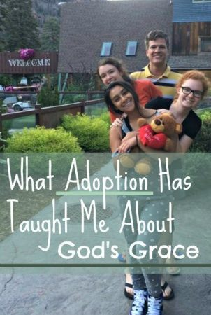 3 truths about God's grace in adoption {plus the Grace & Truth linkup}