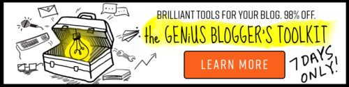Genius Blogger Toolkit