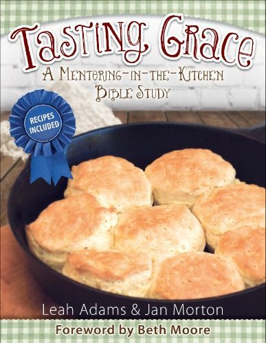 Tasting Grace is a mentoring in the kitchen ministry. Join us for this week's Grace & Truth linkup.