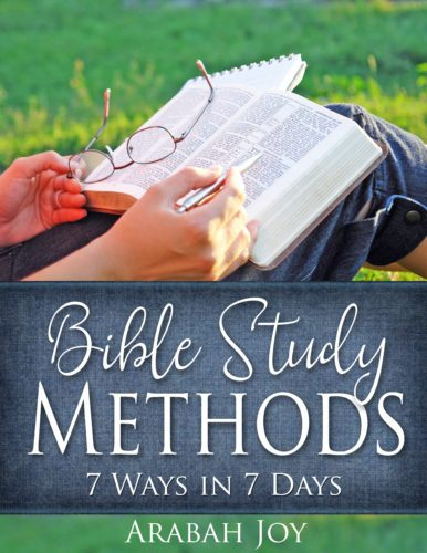 Bible Study Methods: Printables, templates, video instruction for learning how to get more from God's word.