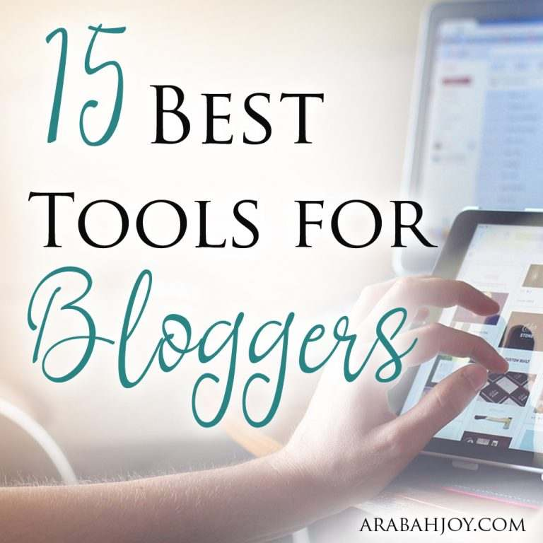 Best Resources for Bloggers