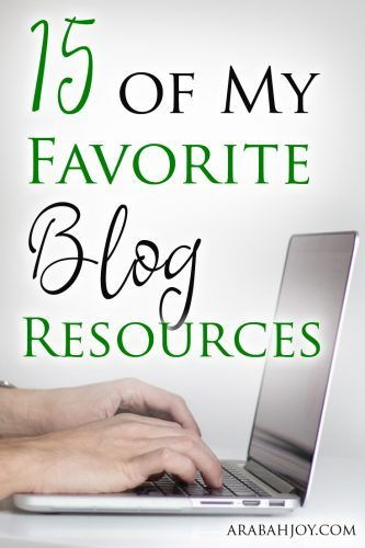 These are some of the tools that I recommend very regularly for other bloggers. Check out these 15 best tools for bloggers.