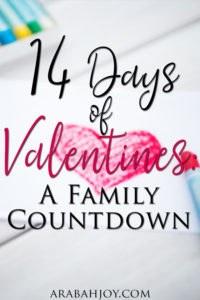 14 Valentine's Day activities that focus on God's love