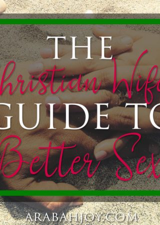 Sex in a christian marriage tips