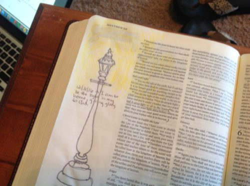Bible Journaling for the Non-Artist