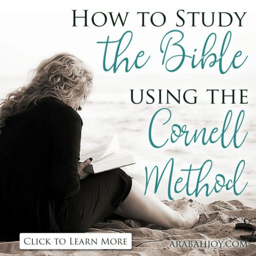 Are you looking for a new way to study the Bible? This format is perfect for beginners and pros. Here's how to study the Bible using the Cornell method.