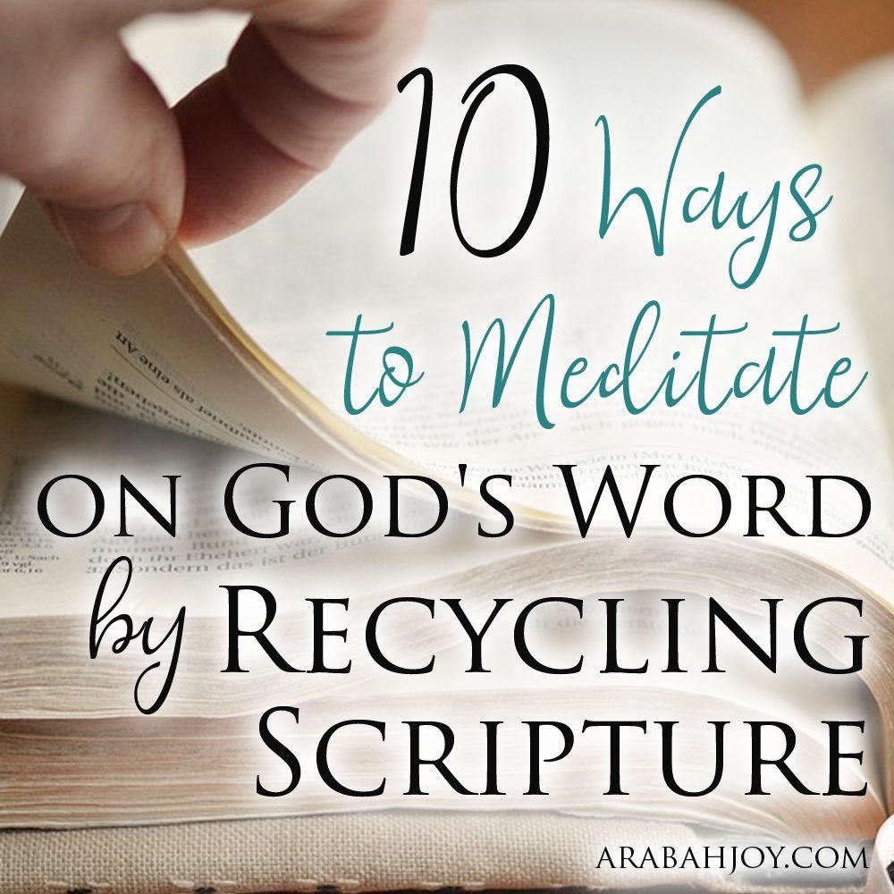 Study gods word online