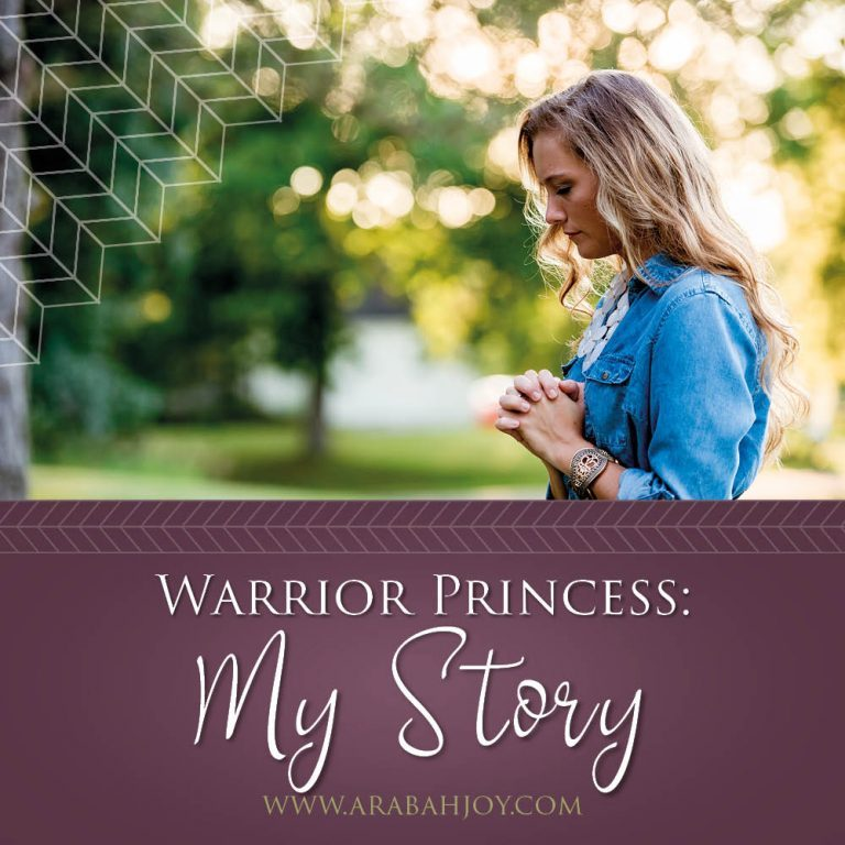Warrior Princess: My Story
