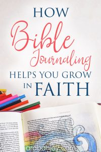 Use these journaling tips to deepen your faith in God. Make your Bible study time come alive with these journaling resources.