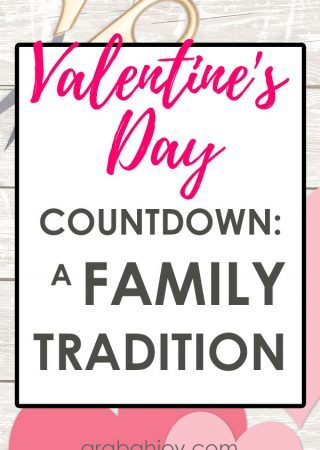 Valentine's Day Countdown: 14 Valentine's Day Activities that make great family traditions!